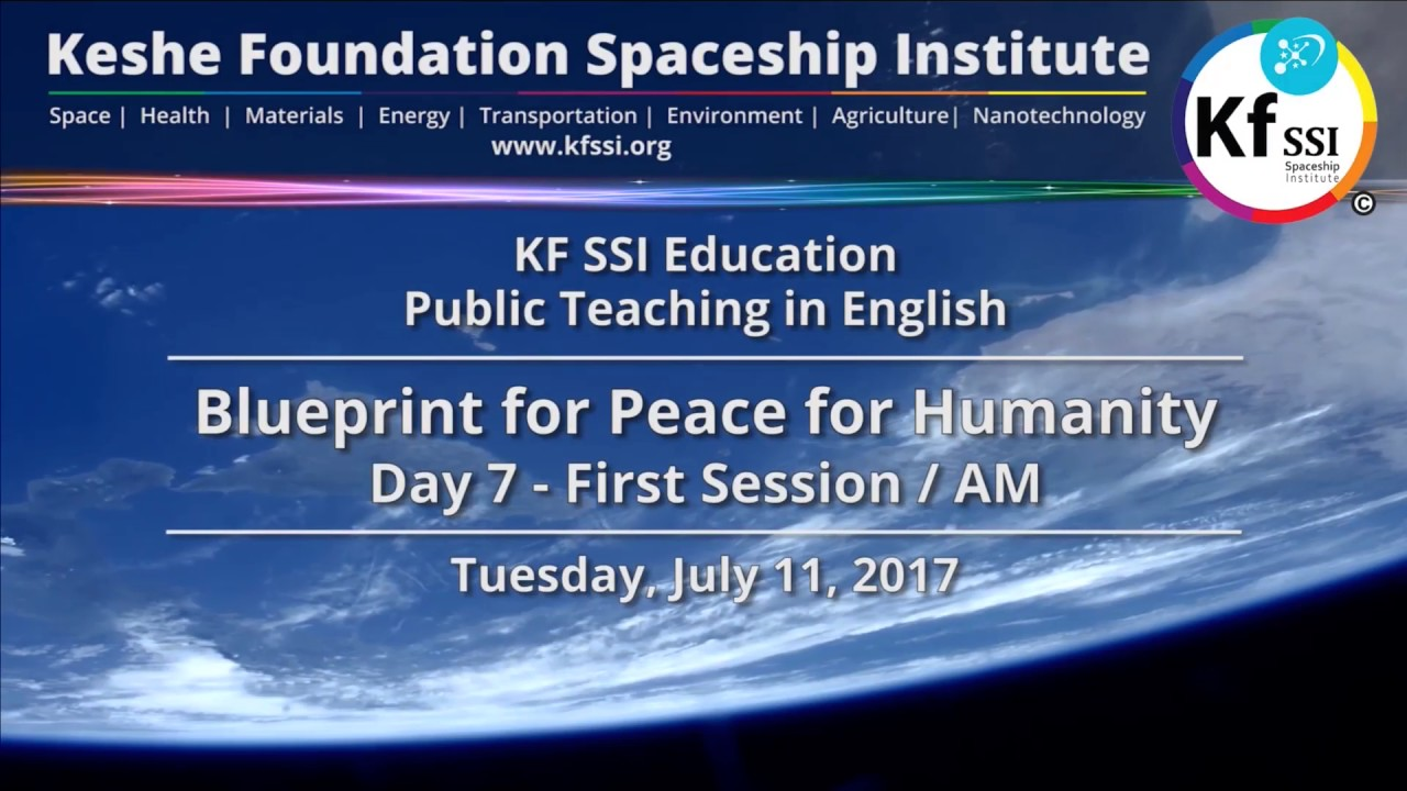 Blueprint for peace for humanity day 7 am tuesday july 11 blueprint for peace for humanity day 7 am tuesday july 11 2017 malvernweather Image collections