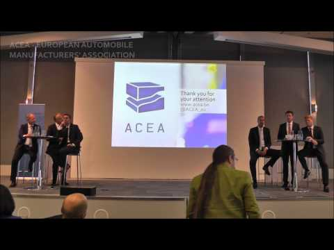ACEA Press Summit IAA Hannover 2014