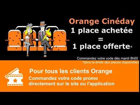 publicite orange cineday - YouTube