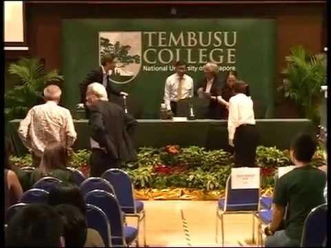 Tembusu Forum: Celebrating 50 Years of Diplomatic Relations Between India & Singapore