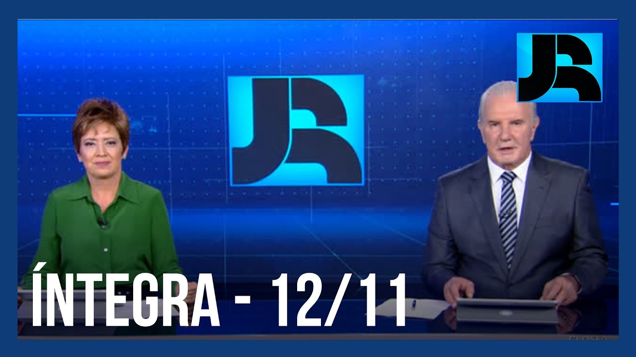Download Assista à integra do Jornal da Record | 12/11/2020