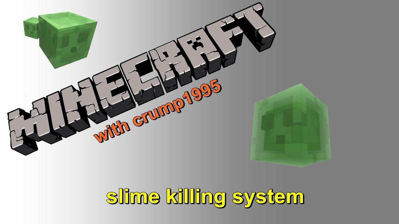 Slime farm killing system minecraft tutorial youtube slime farm killing system minecraft tutorial ccuart Choice Image