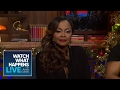 Shemar Moore And Phaedra Park's Clubhouse Kiss | WWHL
