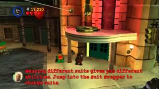 LEGO Batman: The Video Game Psp(22) Part 1
