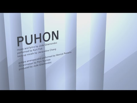 Kurt Fick - Puhon (Official Lyric Video)