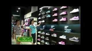 Chọn giày thể thao - Thành Phố Hôm Nay [HTV9 -- 20.06.2014]