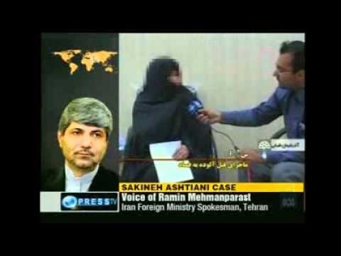 Iran suspends woman's stoning death