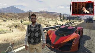 GTA V | Купих си първата кола