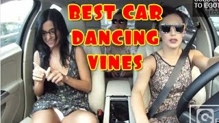 BEST FUNNY CAR DANCING VINE COMPILATION - New Funniest Dancing Vines 2014