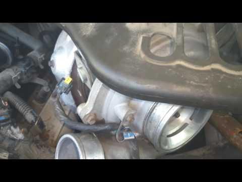 Replace/ removing high pressure oil pump (hpop) ford 6.0l