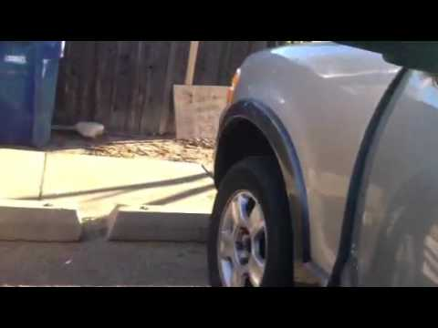 Ford Taurus Sputtering Acceleration