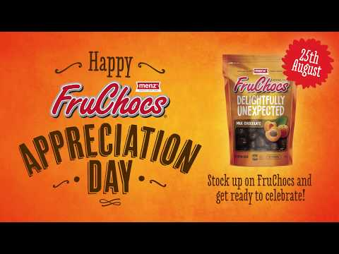 Adelaide Oval Celebrates FruChocs Appreciation Day