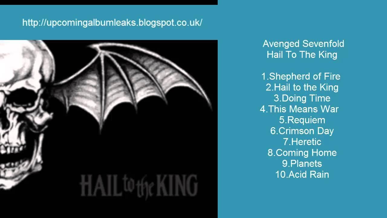 avenged sevenfold acid rain mp3 free download
