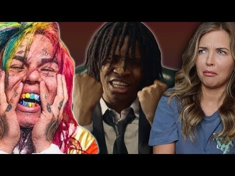 "Jasiah ft. 6IX9INE ""Case 19"" | MUSIC VIDEO REACTION"
