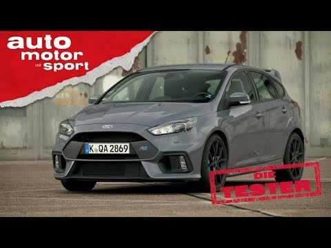 promoted ford focus rs 7 finest features doovi. Black Bedroom Furniture Sets. Home Design Ideas