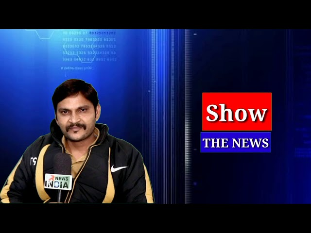The News Show only on PR news iNDIA with Sankalp Sachan