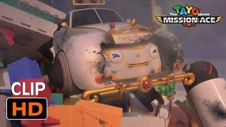 Тайо фильм - лучшие моменты выживания! l Храбрые автобусы! l Tayo the Little Bus