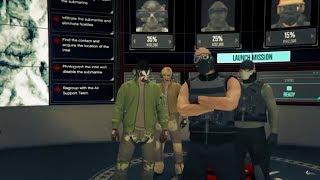 Gta 5 Online  Gta The Doomsday Heist Denizaltı Operasyonu PS4 New Heist 2018