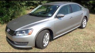 Volkswagen Passat 2012 Videos