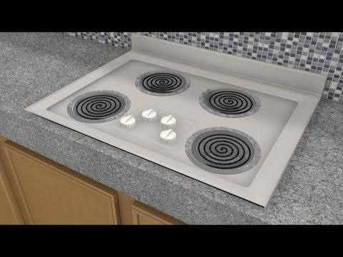How It Works: Electric Stove Top