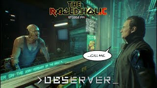 OBSERVER Review - The Rageaholic