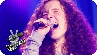 Chasing Pavements - Adele (Lara) | The Voice Kids 2015 | Blind Auditions | SAT.1