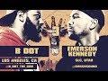 B DOT VS EMERSON KENNEDY SMACK/ URL RAP BATTLE | URLTV
