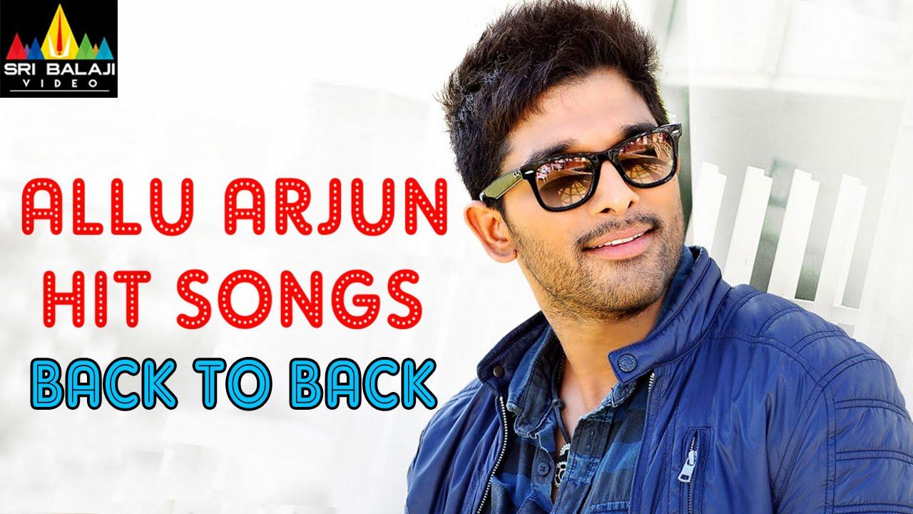 Best Of Allu Arjun Songs Free Download - Naa Songs