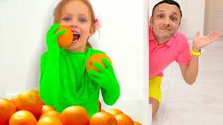 Детская песня Невидимка и другие Песни для детей от Майи и Маши