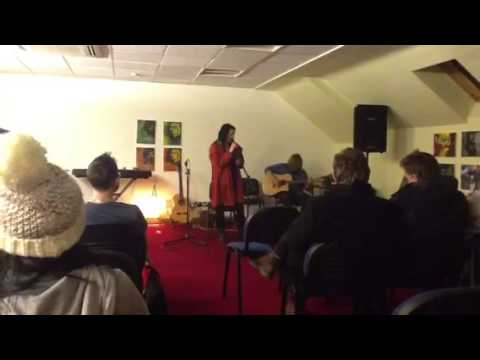 these Boots Are Made For Walking' (Cover) Donna McGoldrick