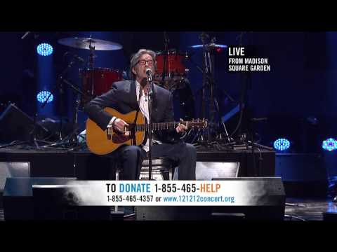 Eric Clapton Nobody Knows You - 12.12.12. Concert for Sandy Relief