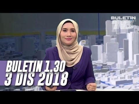 Buletin 1.30 (2018) | Isnin, 3 Disember
