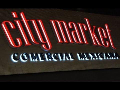 Eddy Warman en el Nuevo City Market en San Jerónimo (Parte 1)