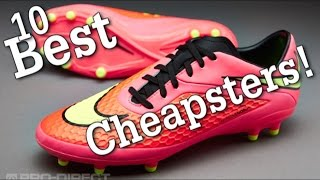 Top 10 Cheap Football Boots (Replicas) 2014