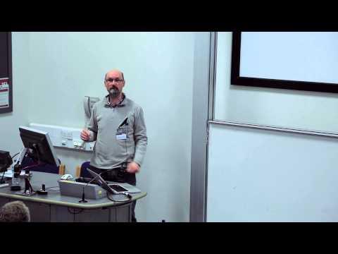 MSc Information Security -- Dr David Clark