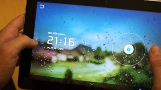 Видео Huawei Mediapad 10 FHD