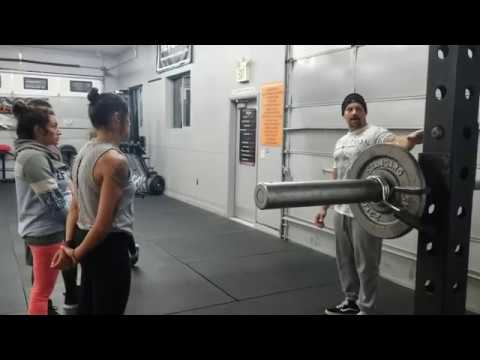What's New In Weight Lifting Class | RMSDF Castle Rock Co