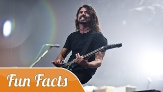 Facts About Dave Grohl