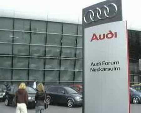 Audi A2 Treffen NSU 16.05.2008