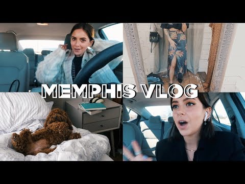 COME SHOPPING IN MEMPHIS WITH ME: VINTAGE, THRIFTING + FREE PEOPLE | Sunbeamsjess