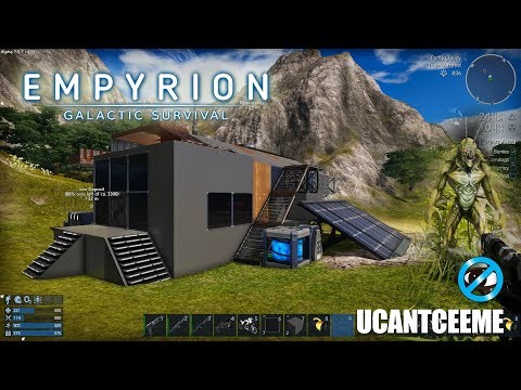 Empyrion Galactic Survival | 1st Big Base Remodel | SURPRISE