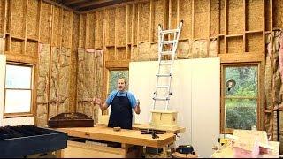 Dream Woodworking Workshop Remodel (part 1)