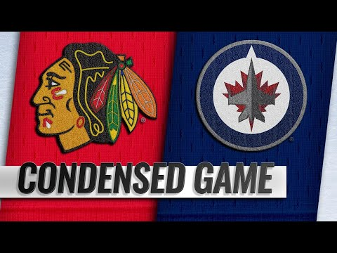 11/29/18 Condensed Game: Blackhawks @ Jets