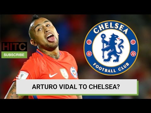 Vidal To Chelsea? Daily Transfer Rumour Round-up