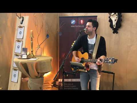 Max Trieß - Perfect (Ed Sheeran) - Live auf der Trau Hochzeitsmesse am 14.01.2018 in Freiburg
