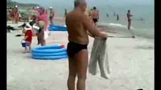 Сонце море пляж(прикол)