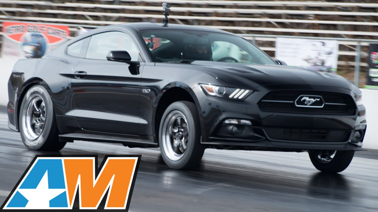 Bama S Nitrous 2015 Mustang Gt Goes 10 4 129mph Youtube