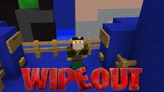 EL TROLL GIRATORIO!! WIPEOUT | Minecraft Race Map