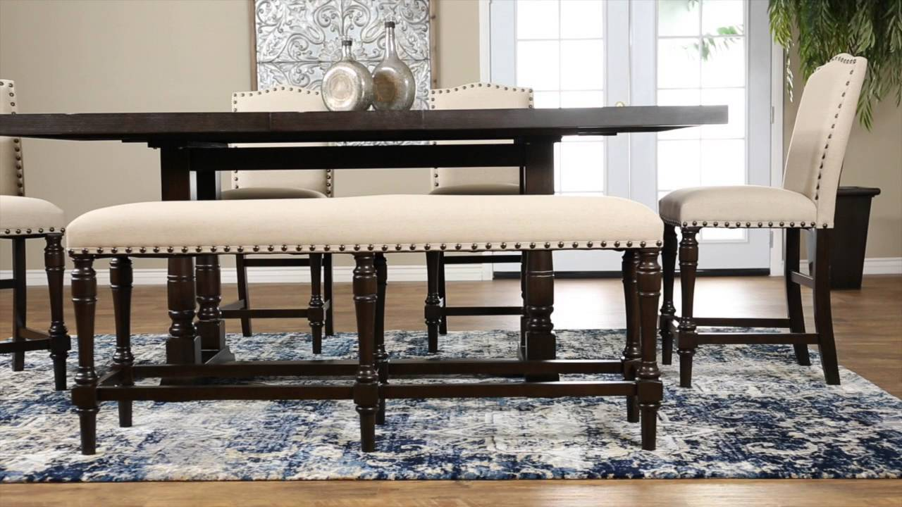 Jeromes Furniture Cassidy Dining Collection