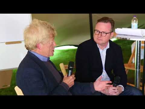 Roger Scruton - Big Tent interview